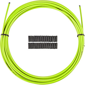Jagwire LEX SL Cable Outer Cover Incl. End Caps 10m, green